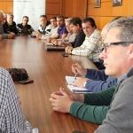 Se impulsa la creación de una agrupación de productores de espárragos
