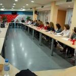 Bellido reúne a la nueva Comisión Ejecutiva Provincial elegida en el último congreso