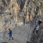 'Boca del Infierno', la única vía ferrata de la provincia y está en Sacedón