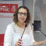 Sara Simón es la nueva secretaria local del PSOE de Guadalajara