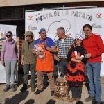 Más de mil personas en Yunquera de Henares en la IV Fiesta de la Patata