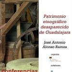 Conferencia de José Antonio Alonso en el Museo de Guadalajara