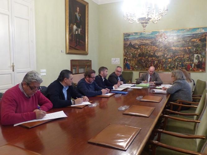 Se han aprobado los presupuestos de los consorcios de Bomberos y de Residuos