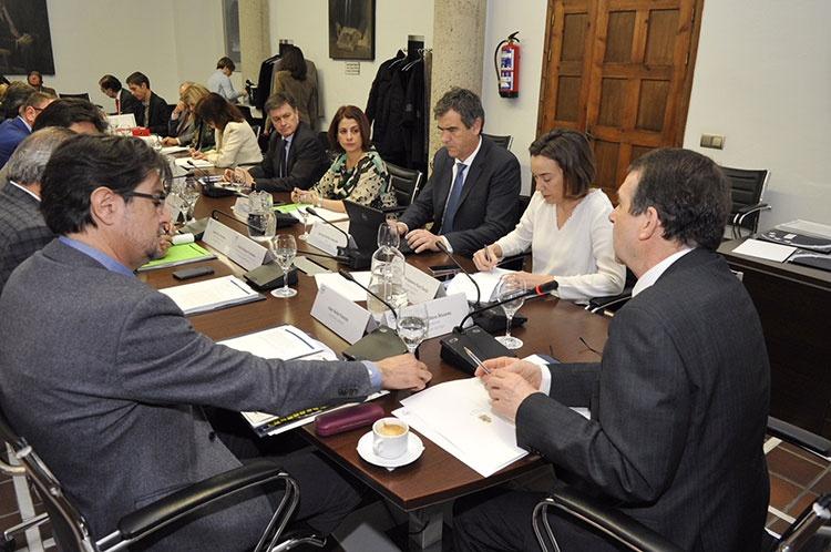 Román en la junta de gobierno de la FEMP