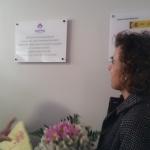 La ministra de Sanidad inaugura el centro Apanag para niños con autismo
