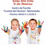 Nueva convocatoria del programa Días sin Cole para el 9 de marzo, Día de la Enseñanza