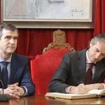El ministro de Fomento anuncia la construcción de la variante de la N-320