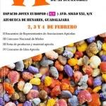 Treinta y cuatro expositores participan en la Feria de productos y material apícola en Azuqueca