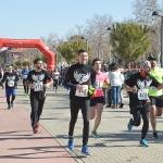 La I Carrera Popular Navarrosa a beneficio de Caminando alcanzó los 400 participantes