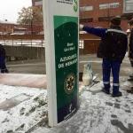Azuqueca mantiene activado el Dispositivo de Emergencia del Plan de Nieve