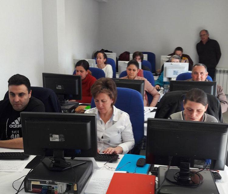 Ya ha arrancado en Brihuega el primero de los tres cursos de formación
