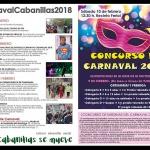 El Ayuntamiento de Cabanillas presenta un amplio programa de Carnaval, pensado para todas las edades
