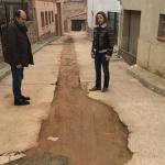 La Diputación ejecuta obras de renovación de redes hidráulicas en Cobeta, Rueda de la Sierra, Anchuela del Campo y Villel de Mesa