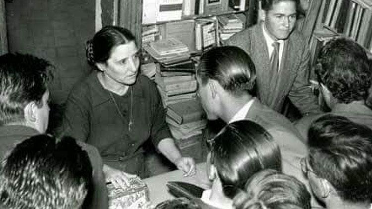 Felipa fue una institución en el mundo del libro de Madrid