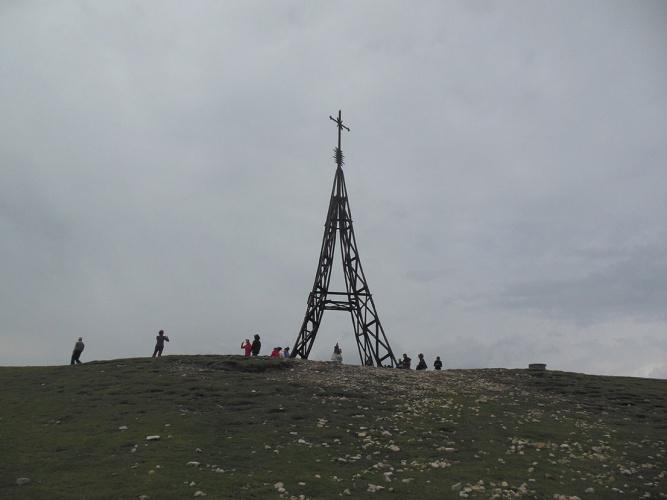 Monte Gorbea entre Álava y Vizcaya