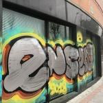 El Ayuntamiento limpia al año más de 7.000 metros cuadrados de grafitis y pintadas