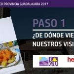 Informe turístico de la provincia de Guadalajara 2017 (I)