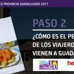 Informe turístico de la provincia de Guadalajara 2017 (II)