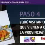Informe turístico de la provincia de Guadalajara 2017 (IV)
