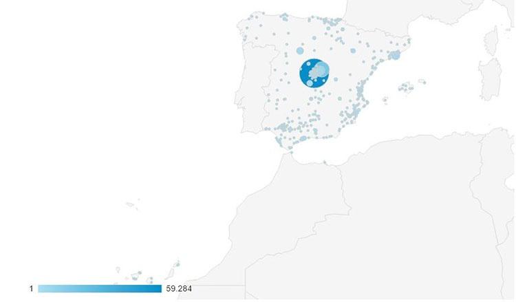 Mapa del año 2016