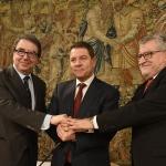 El contrato programa firmado con la UAH garantiza la construcción del Campus en Guadalajara