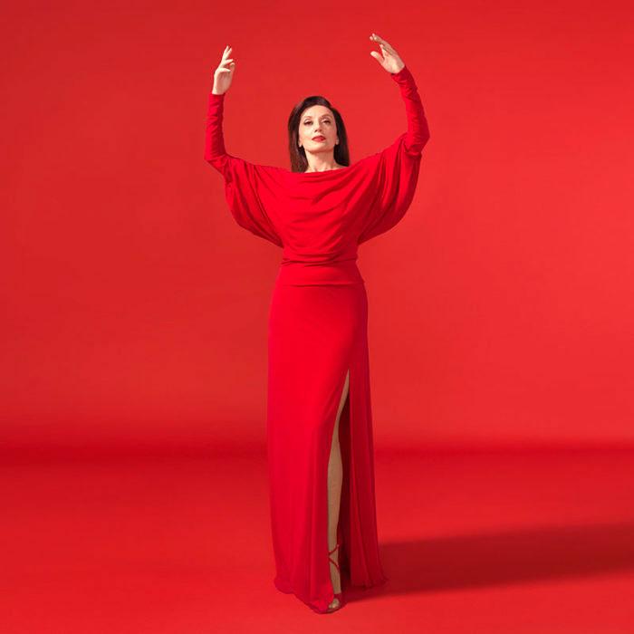 La cantante Luz Casal estará esta primavera en Guadalajara