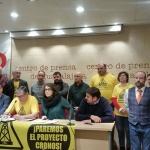 La Plataforma Antifracking vuelve ´a la carga` en sus reivindicaciones ante el recurso del Gobierno central