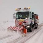 Desactivado el METEOCAM en toda la región tras finalizar el temporal de nieve
