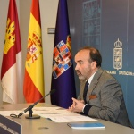 Jesús Herranz aclara que la Diputación mantiene la cesión gratuita de los espacios para la Semana Cultural del Conservatorio