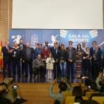 Diputación reconoce la valía de los mejores deportistas de Guadalajara
