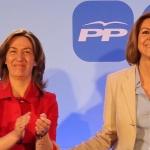 Cospedal gana en las cinco provincias de la región pero se queda fuera para liderar el PP
