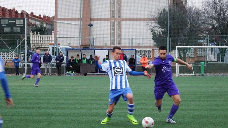 Esperada victoria del Hogar Alcarreño por dos goles a cero