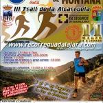 El domingo se celebra en Malacuera el III Trail de la Alcarruela