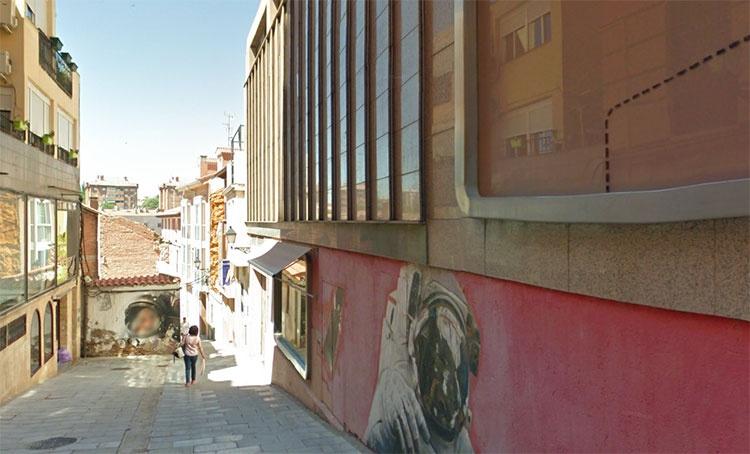 Calle Antonio del Rincón
