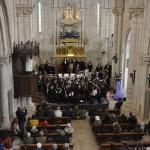 Brihuega adelanta la Semana Santa con un concierto de desfiles procesionales