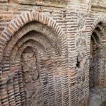 En Brihuega se continúa trabajando en la recuperación de la iglesia de San Simón