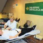Éxito del 10º Maratón de Donación de Sangre en Caja Rural Castilla-La Mancha