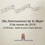 Este jueves concierto de la Banda de Música para conmemorar el Día Internacional de la Mujer