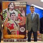 Diego Ventura y Miguel Angel Perera, duelo en el coso de las Cruces