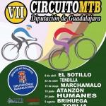 El 8 de abril comienza el VII Circuito MTB Diputación de Guadalajara