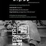 """El Archivo Histórico Provincial organiza hoy un videofórum en torno al documental """"El último maestro ruso"""""""