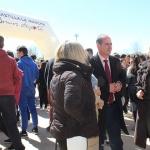 La Junta destina 37.550 euros a la mejora del patio del instituto Juan García de Valdemora, de El Casar