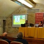 Un nuevo tratamiento contra la varroa destaca entre las charlas de la tarde en la Feria Apícola de Pastrana