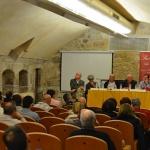 Varroa destructor, vespa velutina y fitosanitarios: Las amenazas del sector cierran las Conferencias de la Feria Apícola de Pastrana