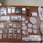 La Guardia Civil detiene a cuatro personas en Villanueva de la Torre por venta de droga