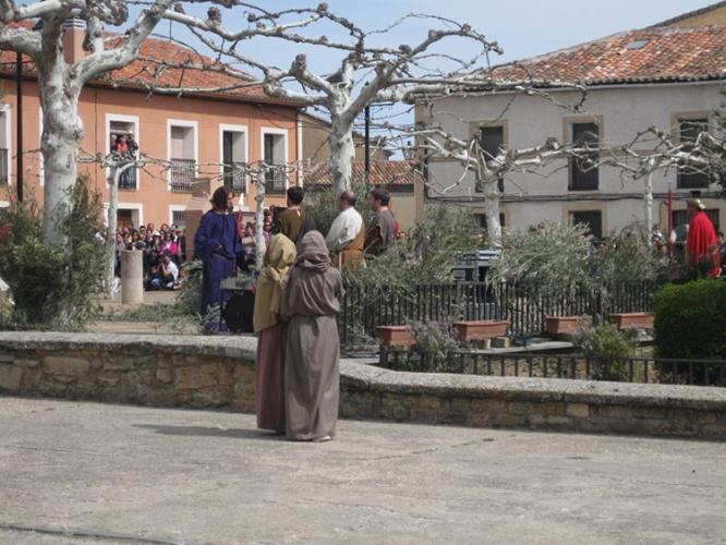 Pasión Viviente de Hiendelaencina (Foto: Joaquín Latova)