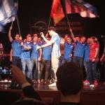 El Hogar Alcarreño tiene himno oficial