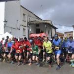 Toño Andrés se proclama ganador en el III Trail de la Alcarruela en Malacuera