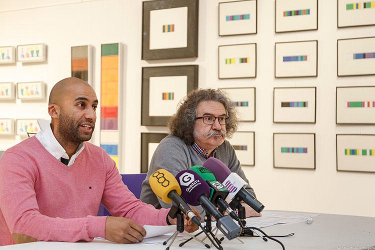 Engonga ha presentado hoy la programación para los próximos meses del Museo Sobrino