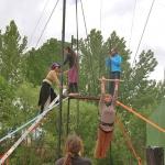 El circo se compromete con el medio rural